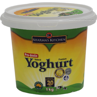 Sharma's Yogurt 1kg