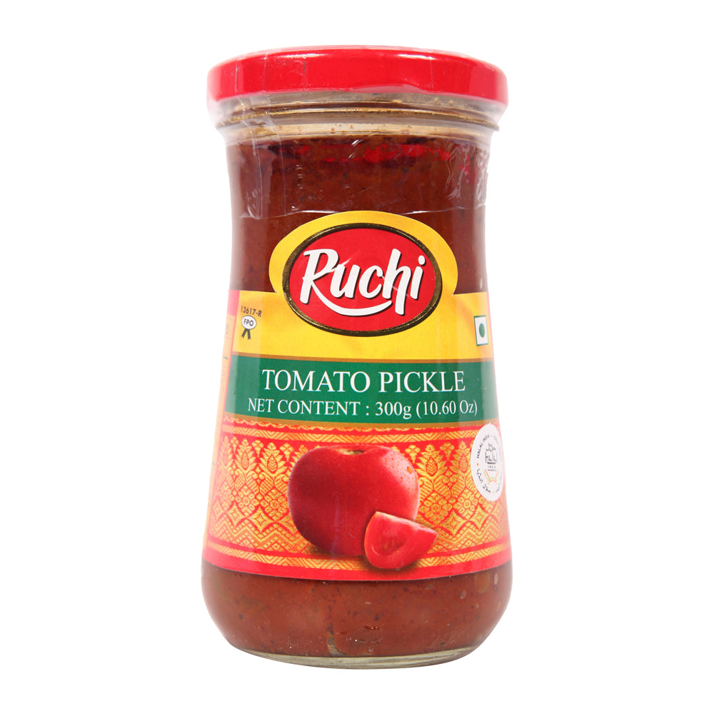 Tomato Pickle 300g Ruchi