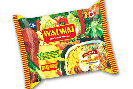 Wai Wai Chicken Noodles 5 pack
