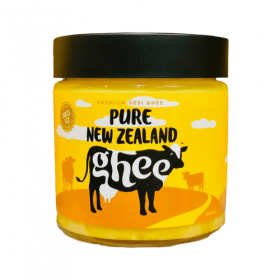 NZ Pure Ghee 800ml Gold Leaf