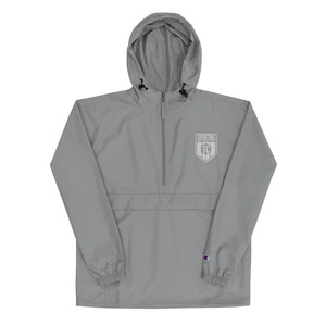 Sporting TC Logo Embroidered Champion Packable Jacket