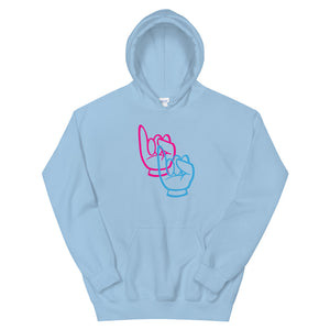 Baby Goats Vibe Unisex Hoodie