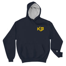 Load image into Gallery viewer, KB Embroidered Champion Hoodie