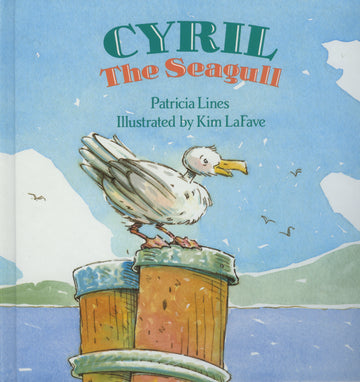 Cyril the Seagull