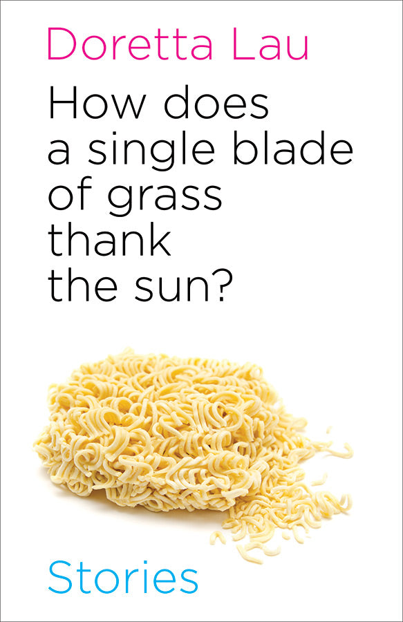 How Does A Single Blade of Grass Thank the Sun?