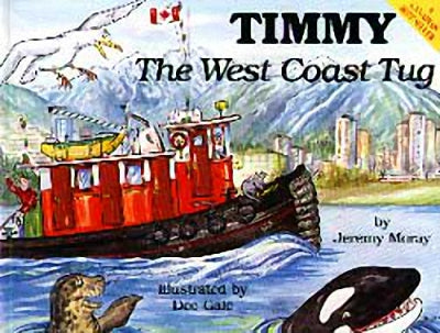 Timmy the West Coast Tug