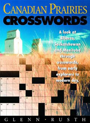 Canadian Prairies Crosswords