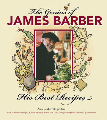 The Genius of James Barber : His Best Recipes