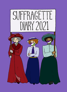 Suffragette Diary