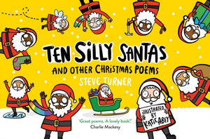 Ten Silly Santas: And Other Christmas Poems