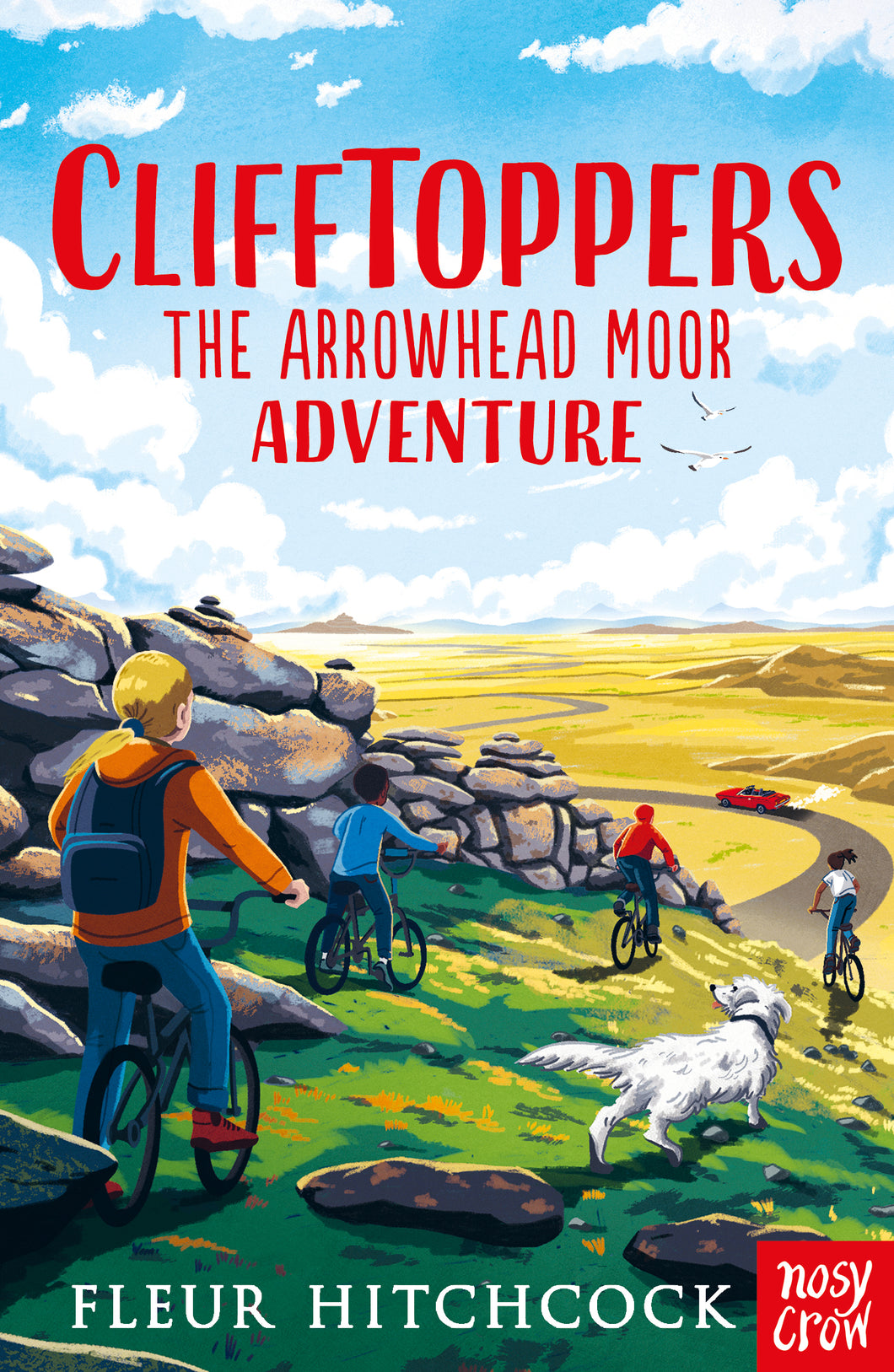 CliffToppers 2: The Arrowhead Moor Adventure