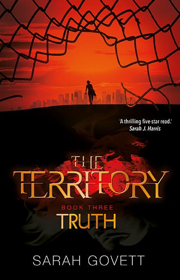 The Territory, Book Three Truth