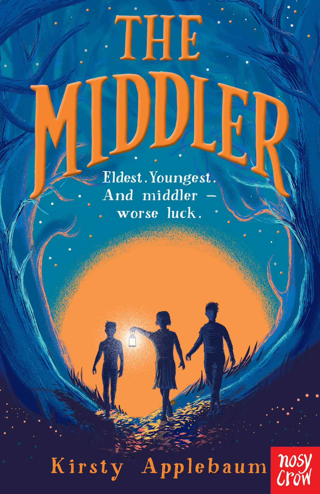 The Middler (signed bookplate copy)