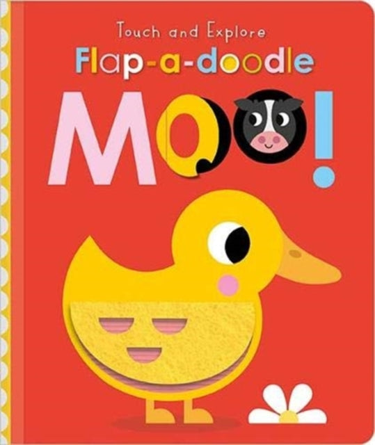 Touch and Explore Flap-a-Doodle Moo