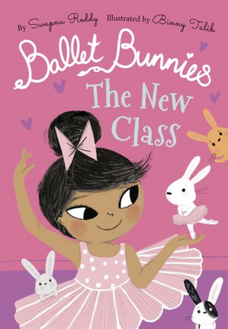 Ballet Bunnies: The New Class