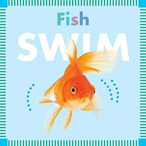 Fish Swim board book