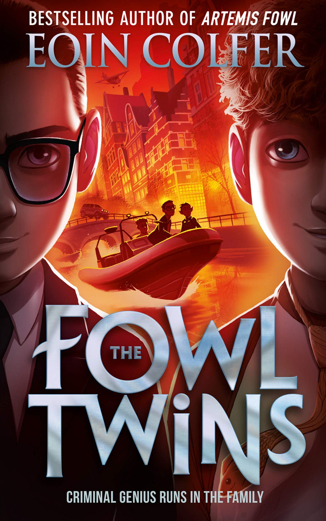 The Fowl Twins (Signed copy)
