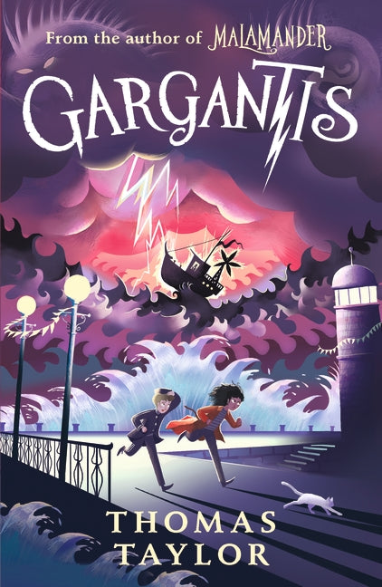 Gargantis (Signed bookplate copy)