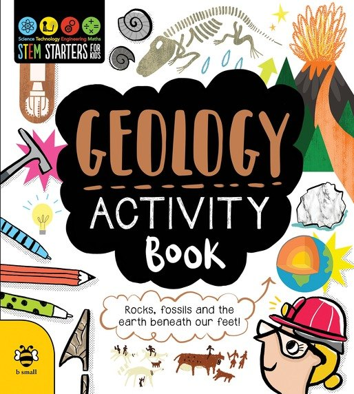 Geology activity book