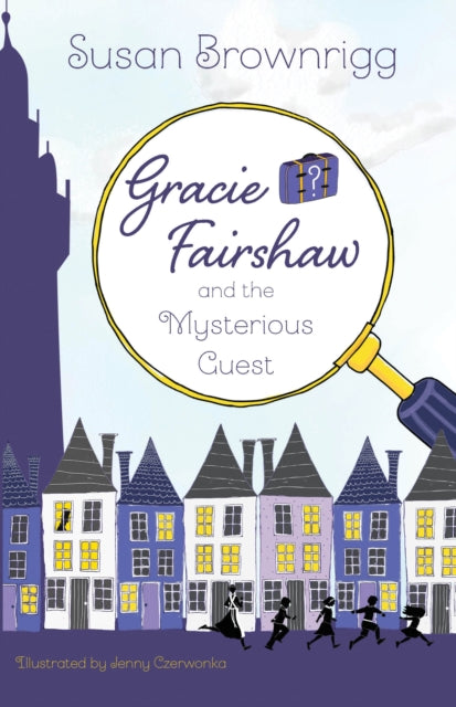 Gracie Fairshaw and the Mysterious Guest (signed postcard)