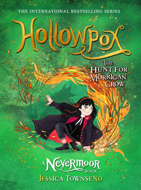 Nevermoor: Hollowpox (book 3)