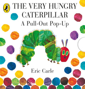 The Hungry Caterpillar pop up book