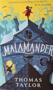Malamander (signed bookplate copy)