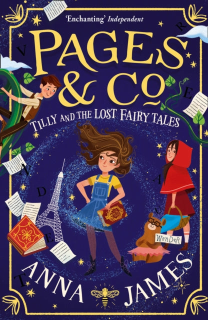 Pages & Co.: Tilly and the Lost Fairy Tales : 2