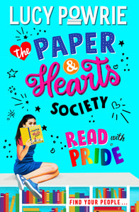The Paper & Hearts Society: Read with Pride