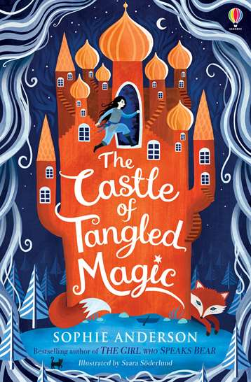 The Castle of Tangled Magic (signed copy)