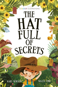 The Hat Full of Secrets (signed bookplate copy)