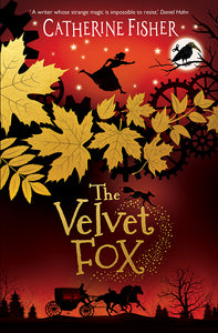 The Velvet Fox (signed bookplate copy)