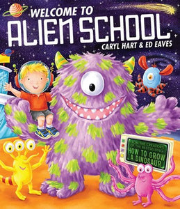 Welcome to Alien Space School