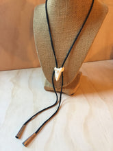 Load image into Gallery viewer, bolo tie black