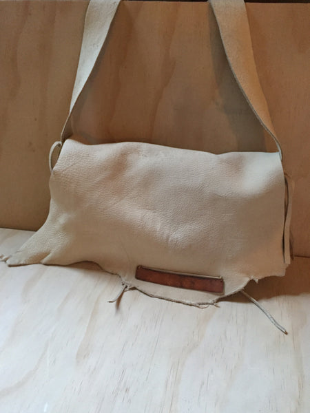 deer bag with flap willow