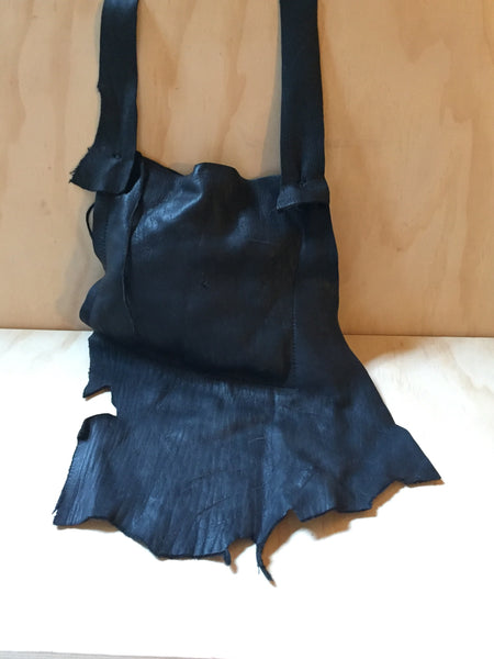 Black deer bag