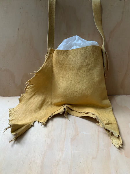 yellow deer bag