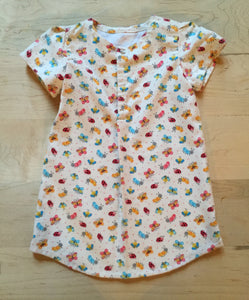 Little bugs gown