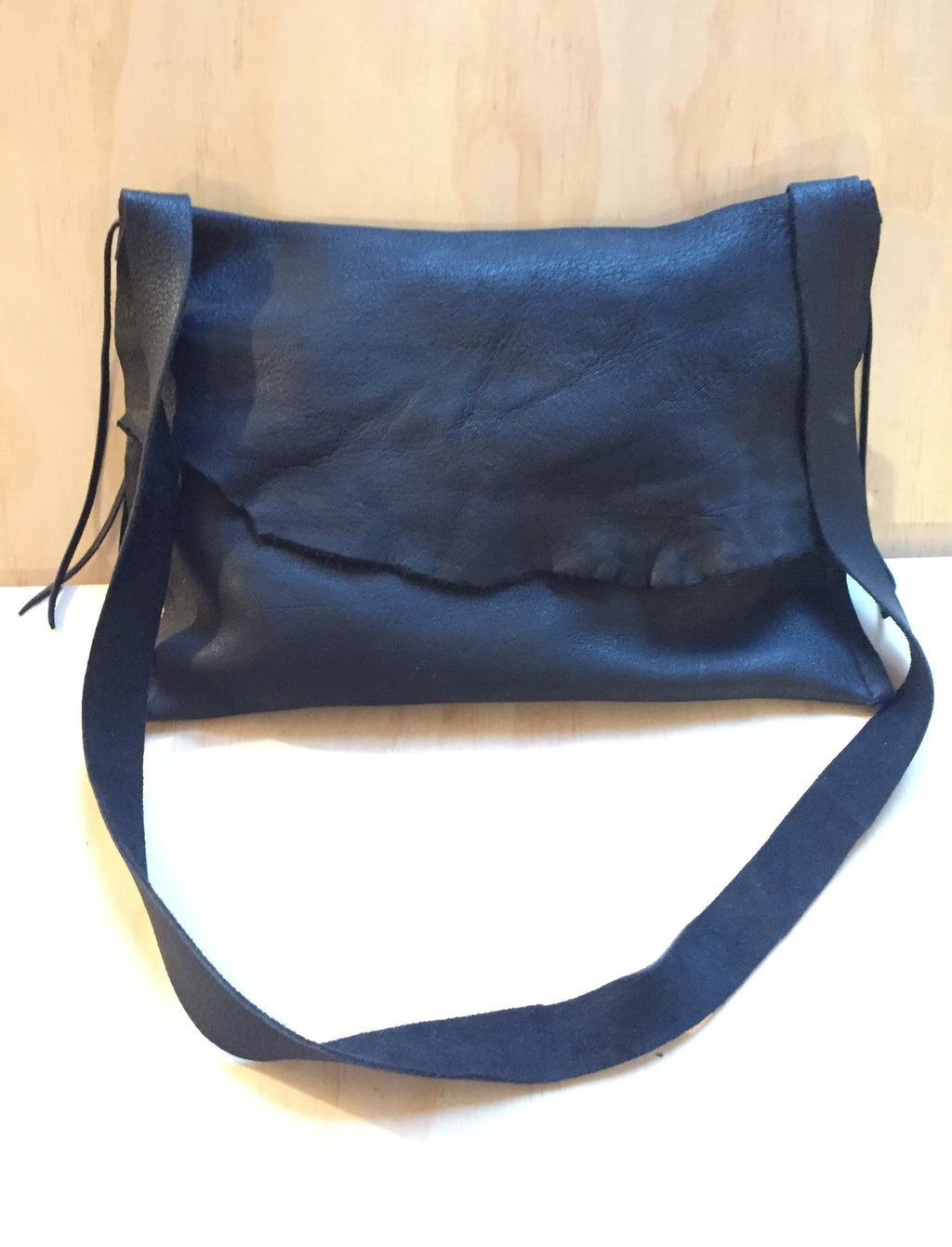 black deer bag - flat