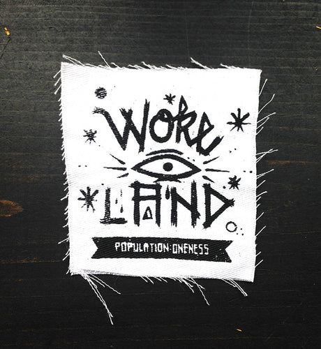 Woke Land Patch