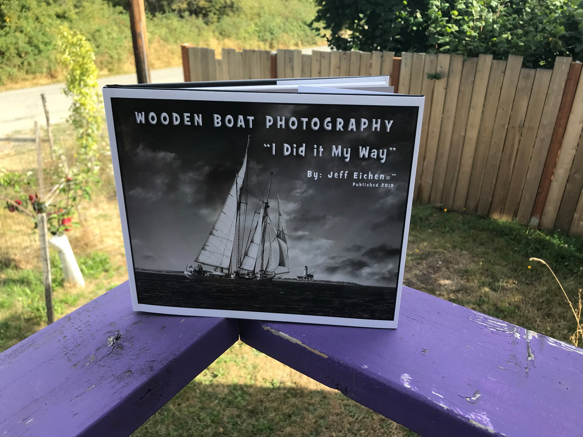 "Wooden Boat Photography- ""I Did It My Way"""