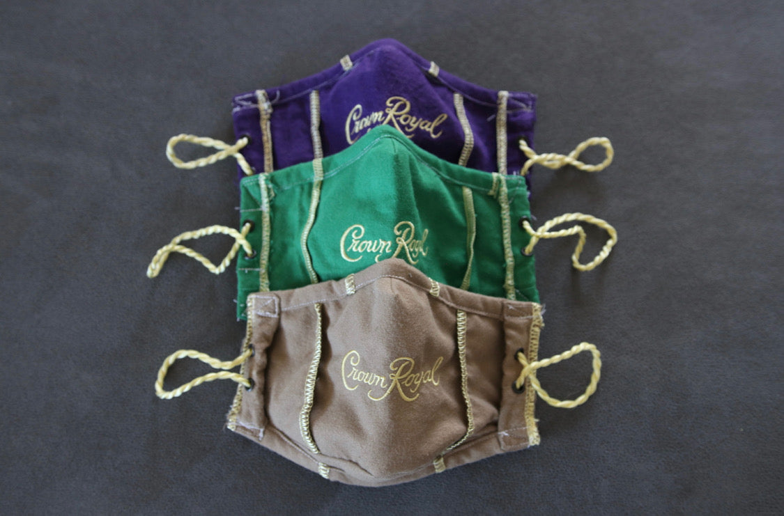 Brandon Kee - Crown Royal Mask