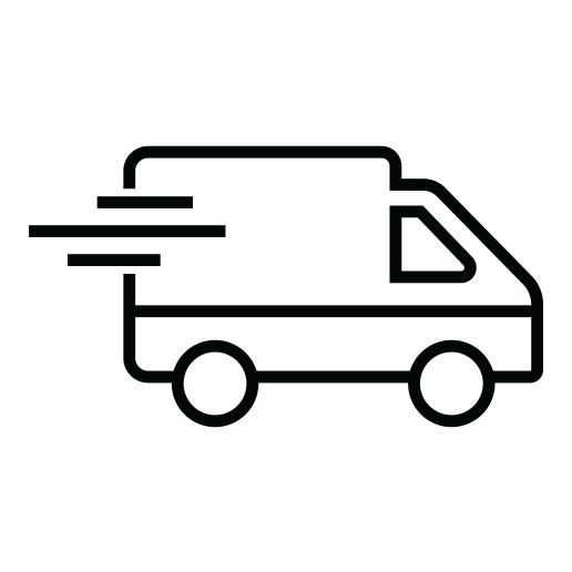 A Delivery Van Icon