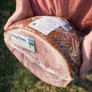 Load image into Gallery viewer, Christmas Smoked Leg Ham - Whole Leg (Deposit Only)