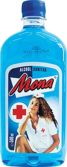 MONA ALCOOL SANITAR 500ml