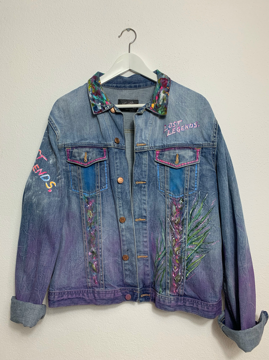 "Lost Legends. Jeansjacke ""Waikiki"""