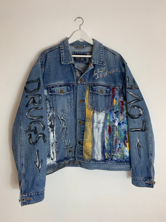 "Lost Legends. Jeansjacke ""Rojas"""