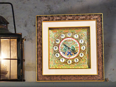 Attractive Rajasthani Handmade Wall Watch