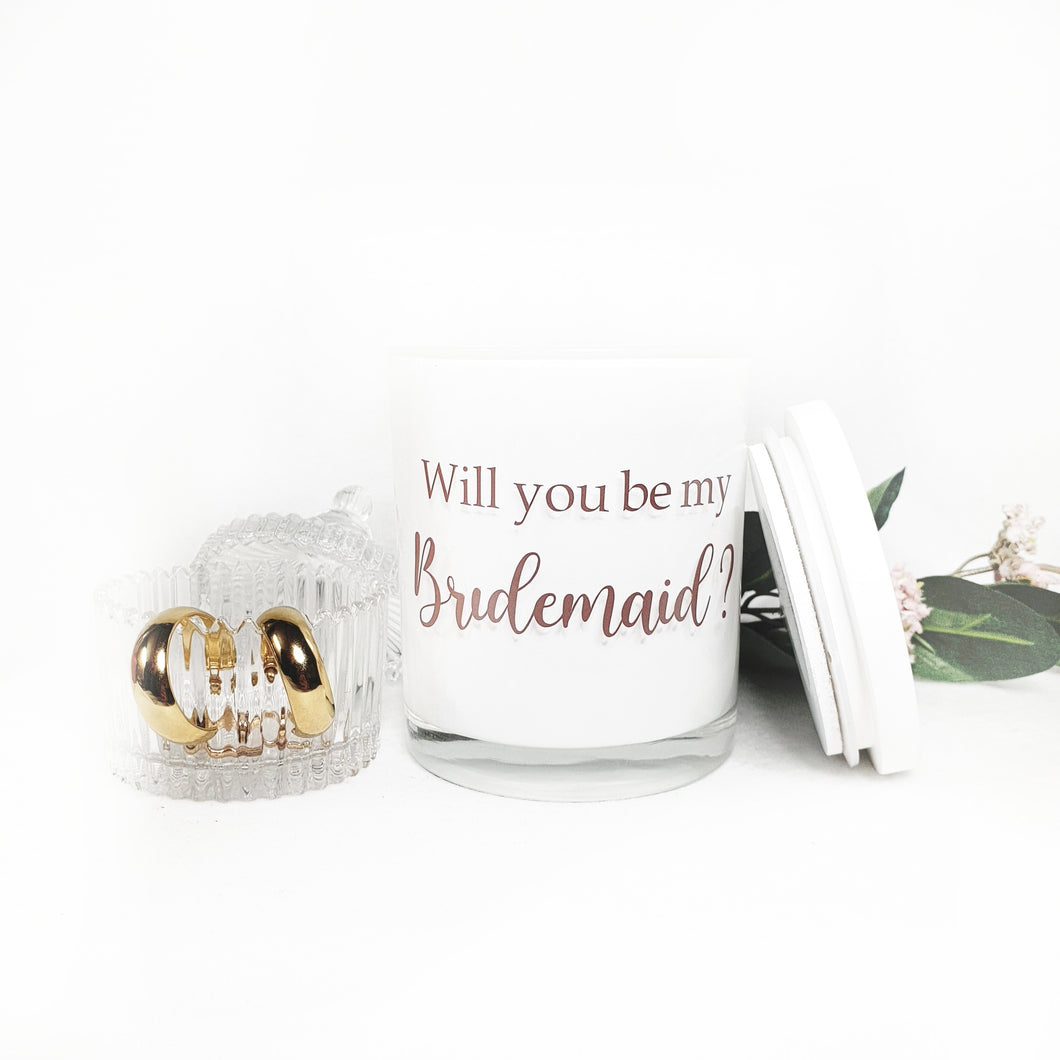 Special Occasion - Bridesmaid Candle