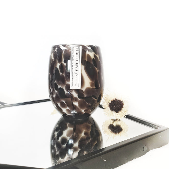 Cheetah Vintage Candle Collection